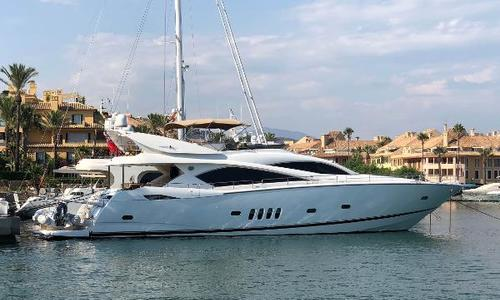 Image of Sunseeker 82 Yacht for sale in Spain for €1,000,000 (£881,500) Sotogrande, Spain