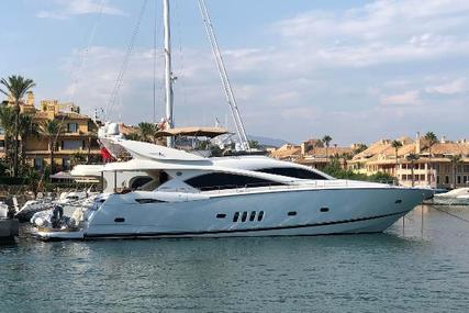 Sunseeker 82 Yacht for sale in Spain for €1,000,000 (£865,254)