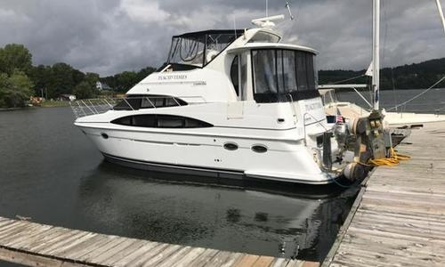 Image of Carver Yachts 396 Motor Yacht for sale in United States of America for $130,000 (£99,963) Westport, NY, United States of America