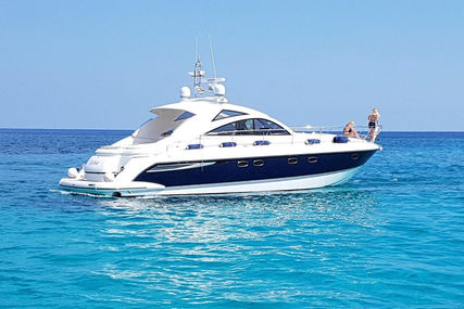Fairline 47 for sale in Spain for €325,000 (£278,130)