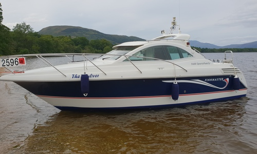 Image of Finnmaster 7600 Sports Family for sale in United Kingdom for £43,495 United Kingdom