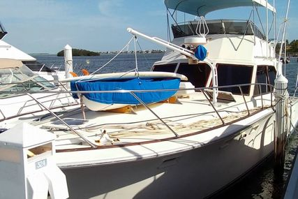 Pacemaker 48 Sport Fisherman for sale in United States of America for $30,000 (£23,091)