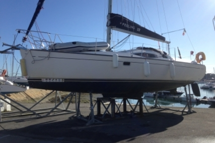 Kirie Feeling 32 DI for sale in France for €54,500 (£47,950)