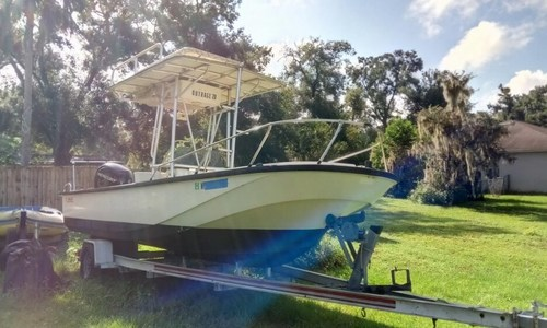 Image of Boston Whaler Outrage V-20 for sale in United States of America for $15,999 (£12,192) Deland, Florida, United States of America