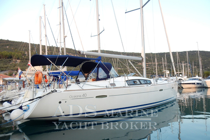 Beneteau Oceanis 40 for sale in Croatia for €110,000 (£96,780)