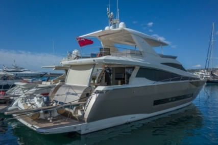 Prestige 750 for sale in Italy for €1,799,000 (£1,564,457)