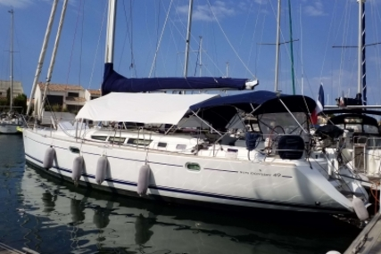 Jeanneau Sun Odyssey 49 for sale in France for €179,000 (£155,640)