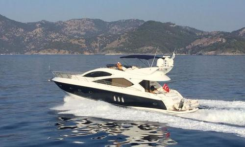 Image of Sunseeker Manhattan 60 for sale in Turkey for €550,000 (£487,217) Turgutreis, Turkey