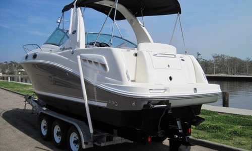 Image of Sea Ray 260 Sundancer for sale in Indonesia for $23,000 (£18,379) Jawa timur, Indonesia