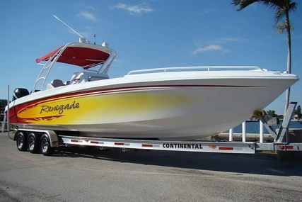 Renegade 32 Center Console for sale in Indonesia for $31,000 (£23,572)