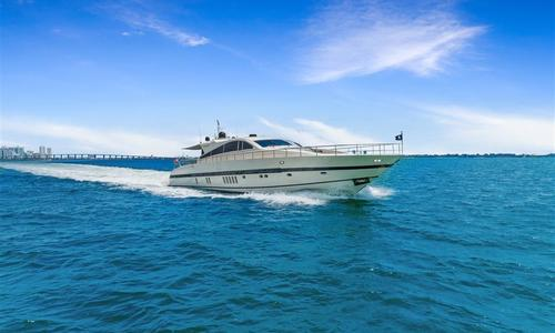 Image of Leopard Open 27M for sale in United States of America for $1,249,000 (£977,477) MIAMI, United States of America