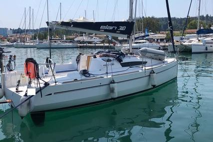 Elan 310 for sale in Greece for €59,000 (£51,989)
