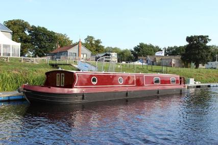 Custom 57 x 12 XR&D Wide-beam for sale in United Kingdom for £145,000