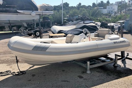 Williams 325 Jet Rib for sale in Spain for £8,950