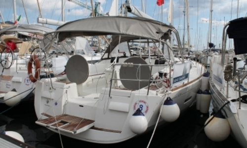 Image of Jeanneau Sun Odyssey 439 for sale in Italy for €135,000 (£115,512) PALERMO, Italy