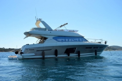 Prestige 620 for sale in France for €730,000 (£639,666)