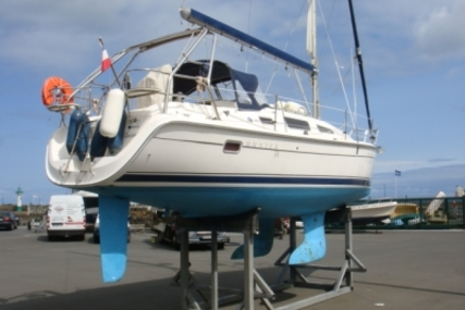 Hunter 33 BILGE KEEL for sale in France for €57,000 (£49,735)