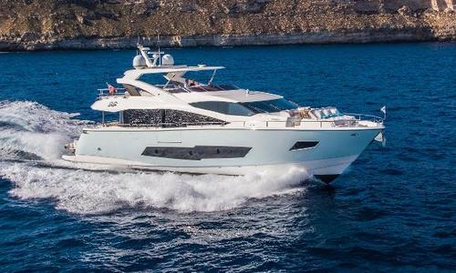 Image of Sunseeker 86 Yacht for sale in Spain for £3,450,000 Mallorca, Spain