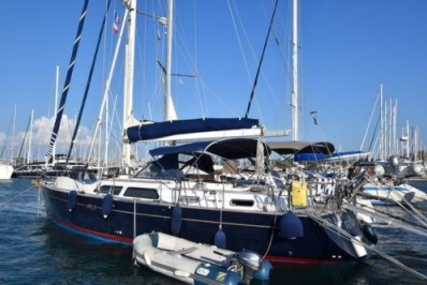 Moody 46 for sale in Greece for €207,000 (£182,553)