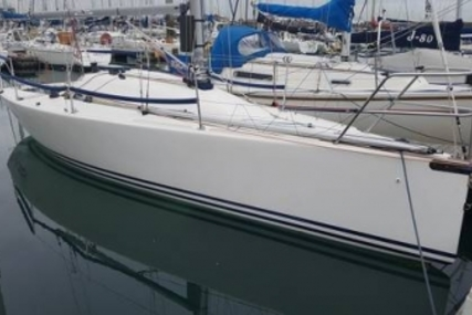 Corby 25 for sale in Ireland for €32,500 (£29,260)