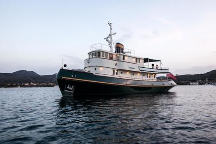 Tugboat Classic Yacht for sale in France for €2,490,000 (£2,150,853)