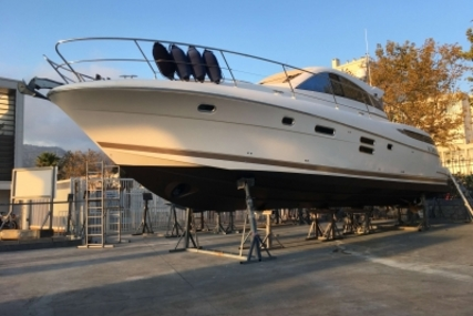 Prestige 50 S for sale in France for €190,000 (£170,675)
