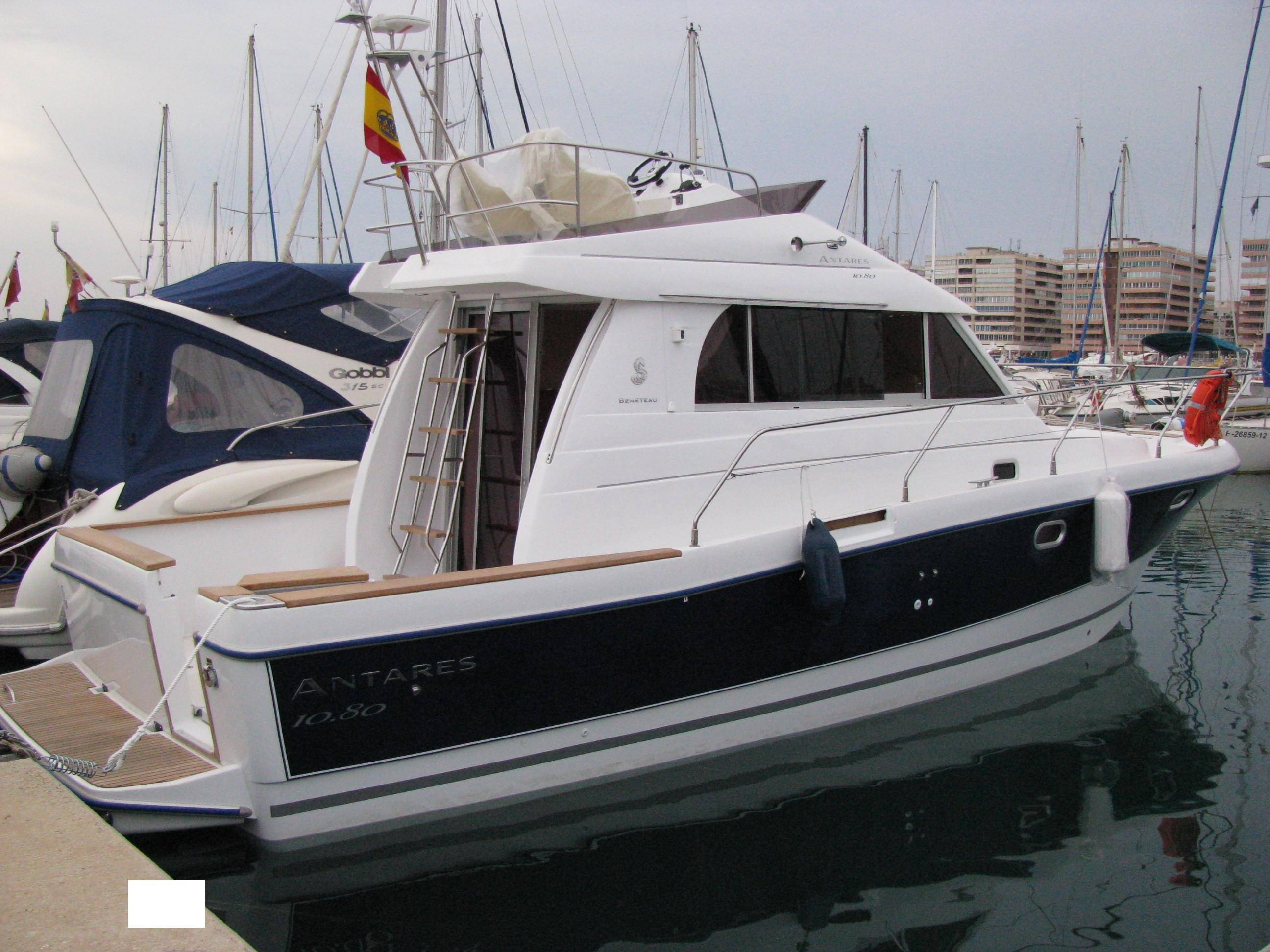Beneteau Antares 10 80 For Sale In Spain For 85 000