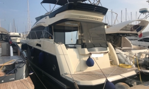 Image of Beneteau Monte Carlo 5 for sale in France for €719,000 (£634,716) SAINT RAPHAEL, France
