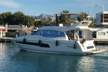 Prestige 460 for sale in France for €654,000 (£575,740)