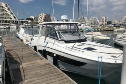 Jeanneau Cap Camarat 10.5 WA for sale in France for €155,000 (£139,234)