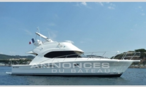 Image of Riviera 41 for sale in France for €370,000 (£320,144) MARSEILLE, France