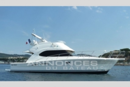 Riviera 41 for sale in France for €370,000 (£325,724)