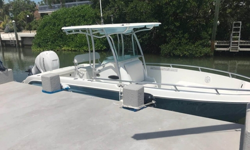 Image of Wellcraft 238 CCF for sale in United States of America for $49,500 (£38,465) Marathon, Florida, United States of America