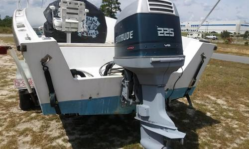 Image of Mako 22 CC for sale in United States of America for $11,000 (£8,370) Hamlet, North Carolina, United States of America