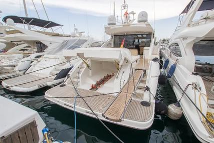 Princess V62 for sale in Spain for €890,000 (£781,833)