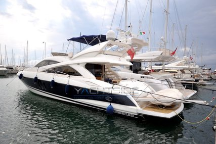 Sunseeker Manhattan 66 for sale in France for €545,000 (£473,946)