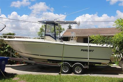 Pursuit 2650 for sale in United States of America for $48,995 (£37,835)
