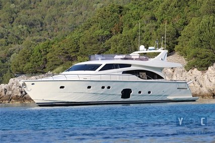 Ferretti 681 for sale in Croatia for €810,000 (£721,180)