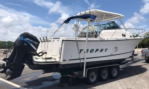 Image of Trophy 2802 DX for sale in United States of America for $32,800 (£25,749) Miami, Florida, United States of America