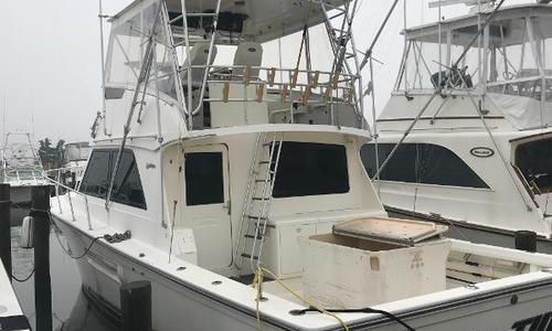 Image of Henriques 44 Sportfisherman for sale in United States of America for $320,000 (£243,487) Forked River, NJ, United States of America