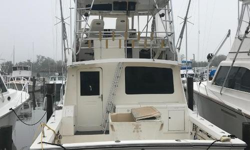 Image of Henriques 44 Sportfisherman for sale in United States of America for $295,000 (£233,810) Forked River, NJ, United States of America
