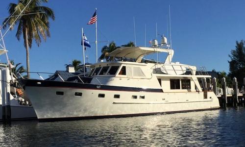 Image of GRAND ALASKAN 60 for sale in United States of America for $695,000 (£531,630) Miami, FL, United States of America