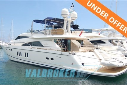 Fairline Squadron 78 for sale in Italy for €970,000 (£853,422)