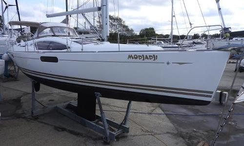 Image of Jeanneau Sun Odyssey 45 DS for sale in United Kingdom for £169,950 Southampton, United Kingdom