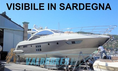 Image of Azimut Yachts 62 S for sale in Italy for €695,000 (£592,225) Olbia, Sardegna, Italy