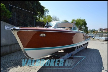 Riva Aquarama for sale in Italy for €330,000 (£294,601)