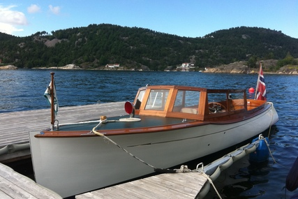 Furuholmen Norwegian runabout for sale in United Kingdom for £35,000