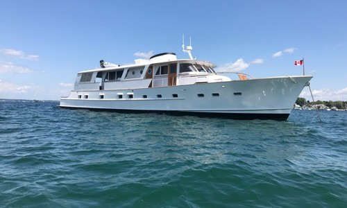 Image of Burger Flush Deck with Cockpit for sale in United States of America for $595,000 (£460,972) Erie, Pennsylvania, United States of America
