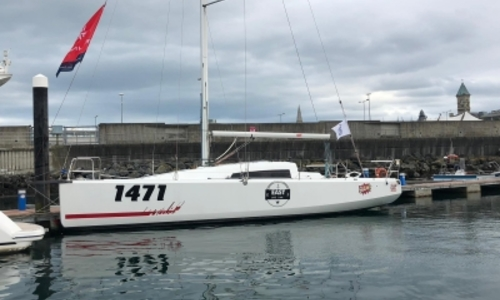 Image of Jeanneau Sun Fast 3600 for sale in Ireland for €169,500 (£145,048) DUN LAOGHAIRE, Ireland