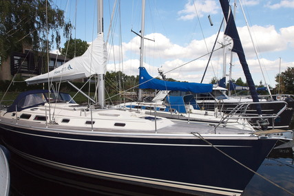 Hanse 411 for sale in Netherlands for €85,000 (£76,354)
